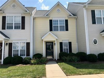 High Point Condo/Townhouse Due Diligence Period: 3848 Hickswood Creek Drive