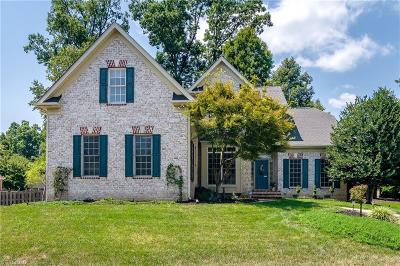 Greensboro NC Single Family Home For Sale: $444,000