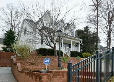 Kernersville Single Family Home For Sale: 6130 Tennyson Drive
