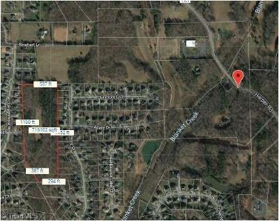 Clemmons Residential Lots & Land For Sale: Harper Road