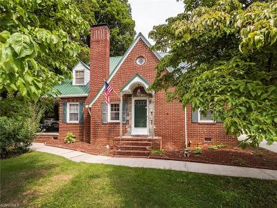 High Point Single Family Home For Sale: 515 Farriss Avenue