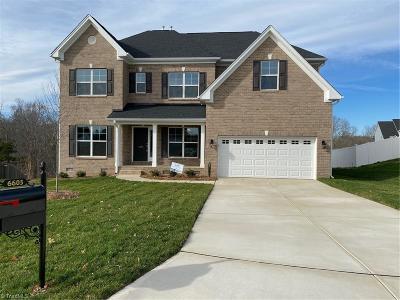 Whitsett Single Family Home For Sale: 6603 Avatar Court #536
