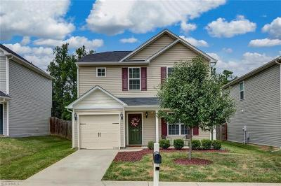 McLeansville Single Family Home For Sale: 5429 Sky Hill Drive