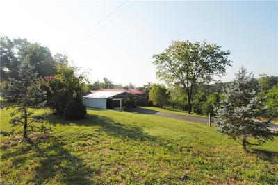 Germanton Single Family Home For Sale: 4901 Jah Road
