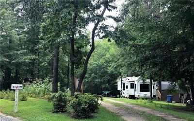Yadkin County Residential Lots & Land For Sale: 1199 Raccoon Run Lane