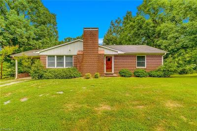 Winston Salem, Clemmons, Lewisville Single Family Home Due Diligence Period: 4905 Follansbee Road