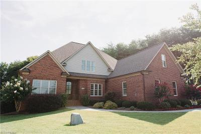 Guilford County Single Family Home For Sale: 592 Hugh Patrick Court