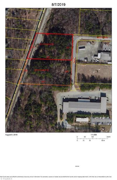 Guilford County Commercial Lots & Land For Sale: 2014 Kaufelt Street