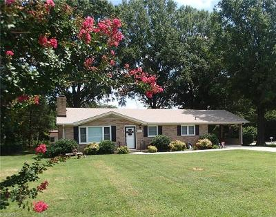 Rockingham County Single Family Home For Sale: 8092 Us Highway 158