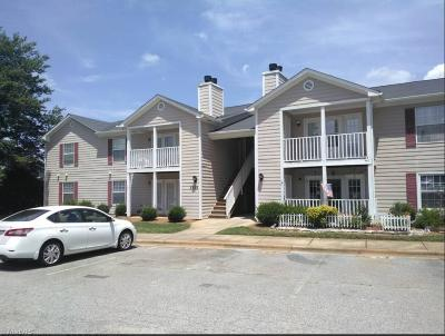 Greensboro Condo/Townhouse Due Diligence Period: 5529 Hornaday Road #A