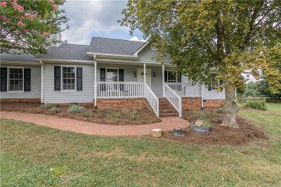 Rockingham County Single Family Home For Sale: 341 Deer Stand Drive