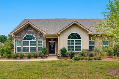 Guilford County Condo/Townhouse For Sale: 5347 Lair Drive