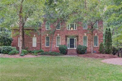 Guilford County Single Family Home For Sale: 6188 Old Ironworks Road