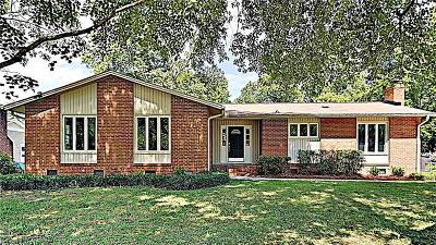 High Point Single Family Home For Sale: 1911 Greenstone Place
