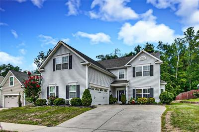 Guilford County Single Family Home For Sale: 1480 Joyceland Road