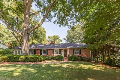 Winston Salem Single Family Home For Sale: 743 Austin Lane