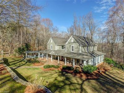 Guilford County Single Family Home For Sale: 6815 Brookbank Road