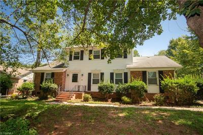 Greensboro Single Family Home For Sale: 1910 Medhurst Drive