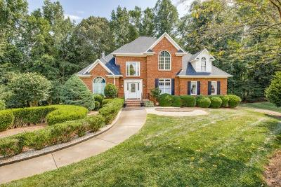 Clemmons NC Single Family Home For Sale: $449,000