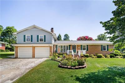 Lexington Single Family Home For Sale: 109 Jefferson Street