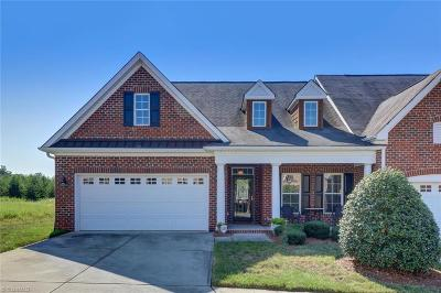 Alamance County Condo/Townhouse For Sale: 4080 Gilchrist Drive