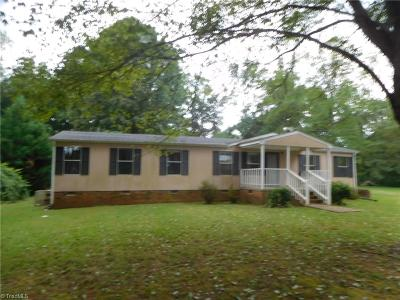Elon Manufactured Home For Sale: 3334-C Ossipee Holiness Ch Road