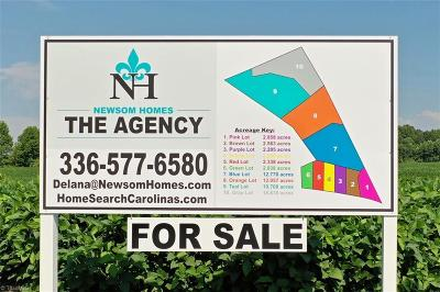Yadkin County Residential Lots & Land For Sale: Winston Road