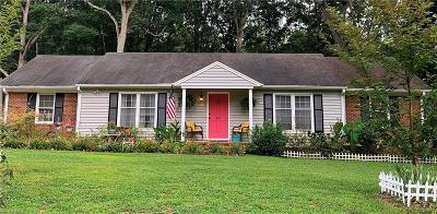 Greensboro Single Family Home Due Diligence Period: 2411 Cannonball Road