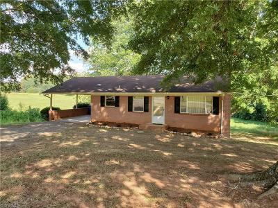Advance Single Family Home For Sale: 1498 Fork Bixby Road