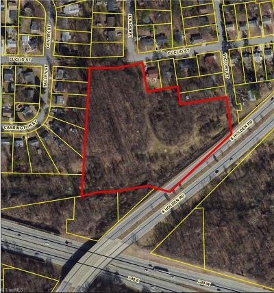 Guilford County Commercial Lots & Land For Sale: 3309 Euclid Street