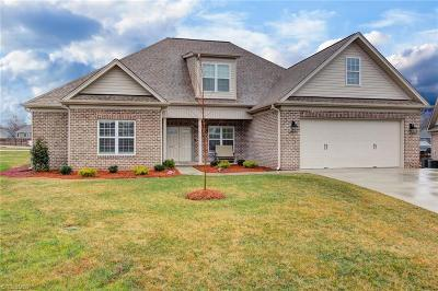 Guilford County Single Family Home For Sale: 2107 Sundial Court