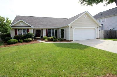 High Point Single Family Home Due Diligence Period: 3686 Wood Cove Drive