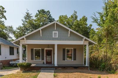Forsyth County Single Family Home Due Diligence Period: 142 Acadia Avenue
