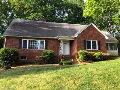 Asheboro Single Family Home For Sale