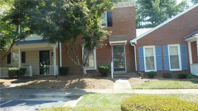 Forsyth County Condo/Townhouse Due Diligence Period: 317 Oak Arbor Lane