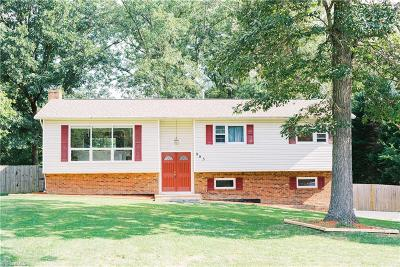 High Point Single Family Home Due Diligence Period: 903 Kelton Place