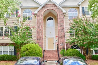 Forsyth County Condo/Townhouse Due Diligence Period: 311 Ivy Glen Court