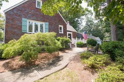 High Point Single Family Home For Sale: 1025 Ferndale Boulevard