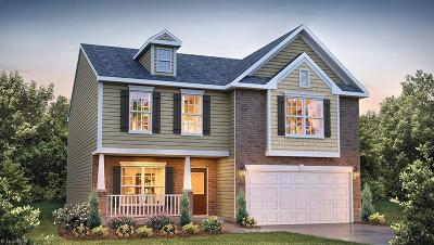 Guilford County Single Family Home For Sale: 110 Rhodiss Court