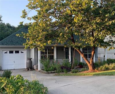 Greensboro Single Family Home For Sale: 1805 Gordon Street