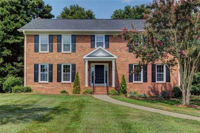 Clemmons NC Single Family Home For Sale: $375,000