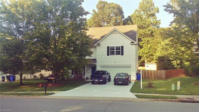 Alamance County Single Family Home For Sale: 1116 Birkdale Drive
