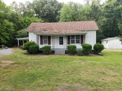 Rockingham County Single Family Home For Sale: 114 W Moore Street