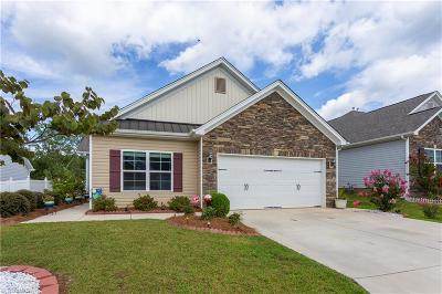 Walkertown Single Family Home For Sale: 5471 Holbein Gate Road