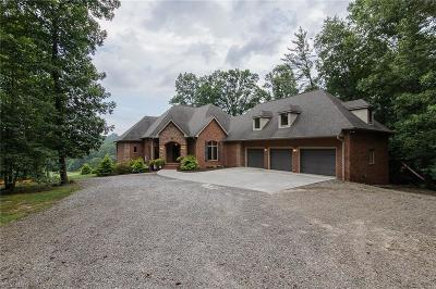 Wilkesboro NC Single Family Home For Sale: $799,900