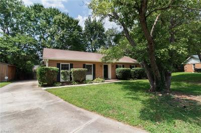 Guilford County Single Family Home For Sale: 5 Giltspur Court