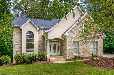 Guilford County Single Family Home For Sale: 3103 Wynnfield Drive