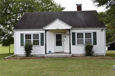Browns Summit Single Family Home For Sale: 4510 Nc Highway 150