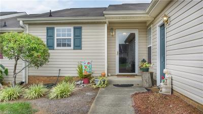 Forsyth County Condo/Townhouse Due Diligence Period: 249 Troonsway Road