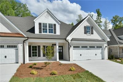 Kernersville Condo/Townhouse For Sale: 1655 Angus Ridge Drive